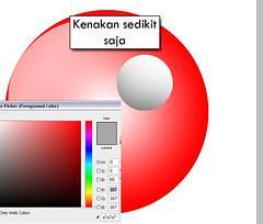 Membuat Simply Angry Icon web desain grafis