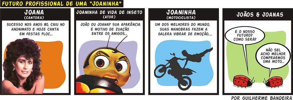 2 - TIRINHA JOAOS E JOANAS