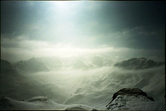 Courchevel (Etienne Despois) Tags: travel winter olympus xa4 courchevel ektar autaut travelplanet
