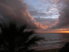 Wolkenformation (fotoculus) Tags: sunset sea portugal clouds wolken algarve nwn