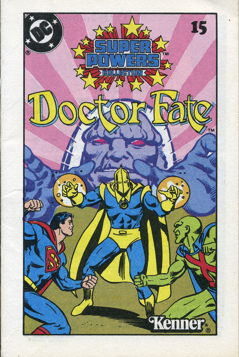 Super Powers - 15 - Doctor Fate - 00