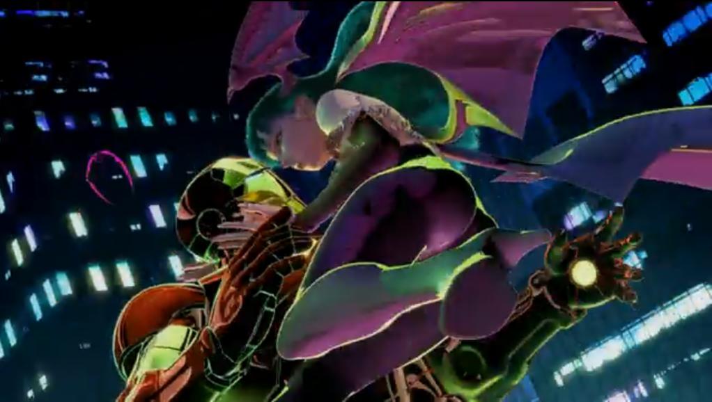 Marvel vs Capcom 3 Fate of Two Worlds Iron Man VS Morrigan