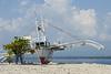 Baroto stuck at Canigao Island, Leyte, Philippines (David B. - just passed the 5 million views. Thanks) Tags: sea mer beach island boat sony philippines visayas 70300 leyte 70300g southernleyte canigao teampilipinas sonyalpha700 baroto canigaoisland sony70300gssm lpboats