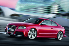 Audi RS5 VIDEO TEST DRIVE