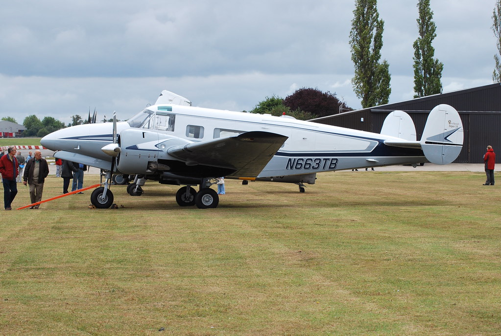 UK Airshow Review Forums • Piston Aircraft over Bucks (Twin tail)