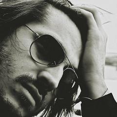 ciccio (lulazzo [non vede, non sente, non parla]) Tags: portrait bw italy sunglasses square glasses italia bn sicily palermo ritratto bocca sicilia francesco ciccio quadrato occhiali amico fronte lulazzo lucasavettiere