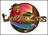 Lumber Cats online slot machine