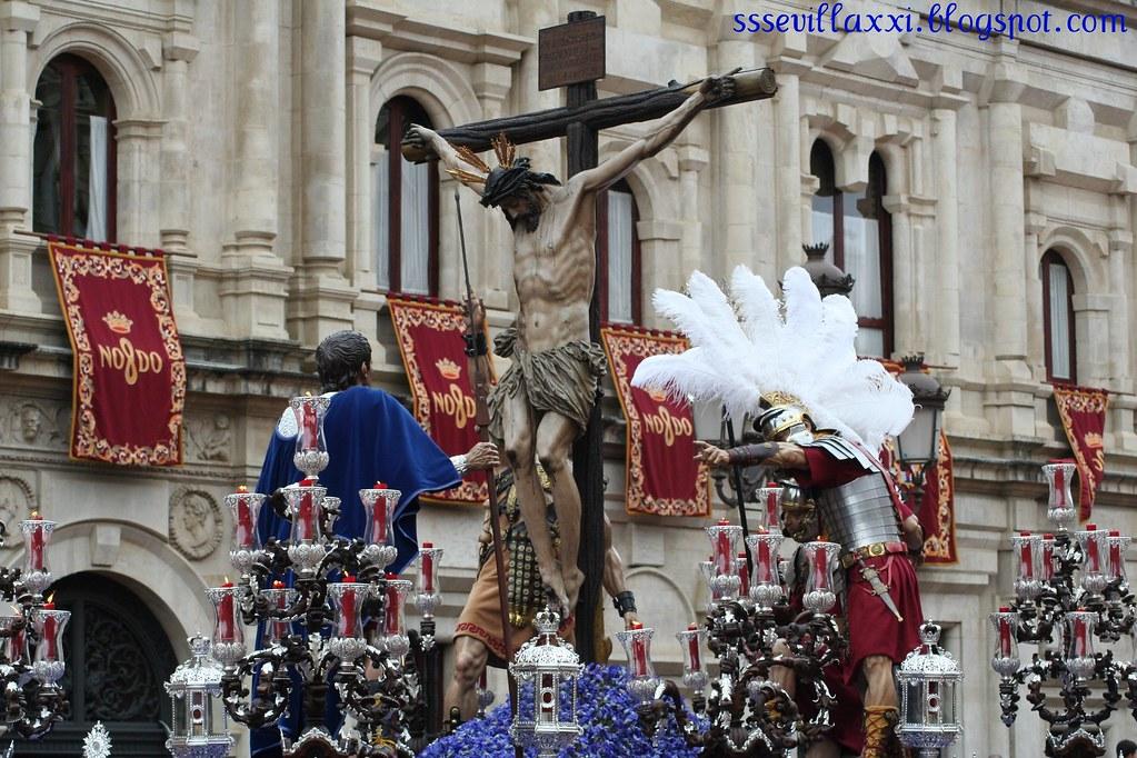 Santísimo Cristo del Desamparo y Abandono. Martes Santo 2010