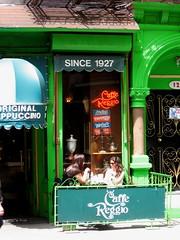 Caffe Reggio, Greenwich Village (New York Big Apple Images) Tags: newyork manhattan cappucino greenwichvillage reggio