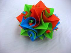 twist (morganabanana22) Tags: origami modular paperfolding folding modularorigami
