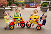 Hell's Angels (Shane Woodall) Tags: newyork twins lily manhattan tricycle may ella rory isabella izzy 2010