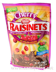 Cherry Raisinets