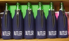 Butler Graduates (Order at: thekooziefloozie@aol.com) Tags: beer basketball sanantonio spurs custom personalized koozies