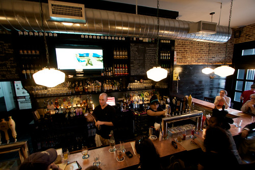 The Black Swan brings a better beer selection to Bed-Stuy.