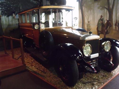 Sandringham Museum Cars Sandringham Museum 1924 57