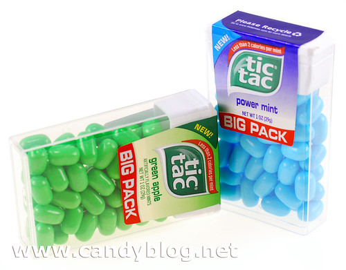Tic Tac Big Pack - Power Mint & Green Apple