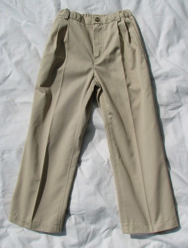 Burda 9990 pants