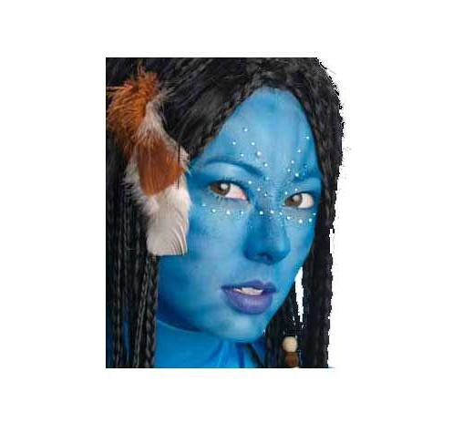 Kits on Neytiri Make Up Kit   Neytiri Sexy Avatar Costume Ideas