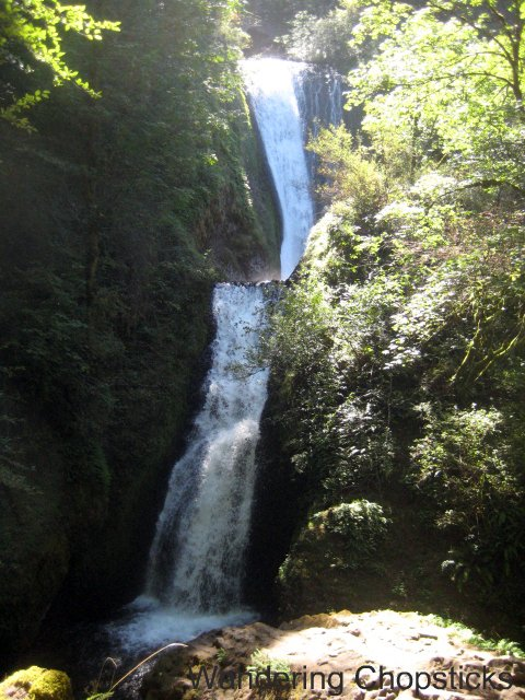 Day 4.6 Bridal Veil Falls - Columbia River Gorge - Oregon 1