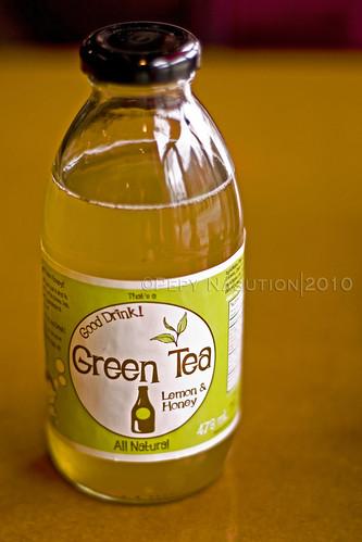 Natural Bottled Tea