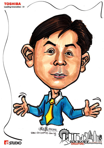 Caricature of Jap
