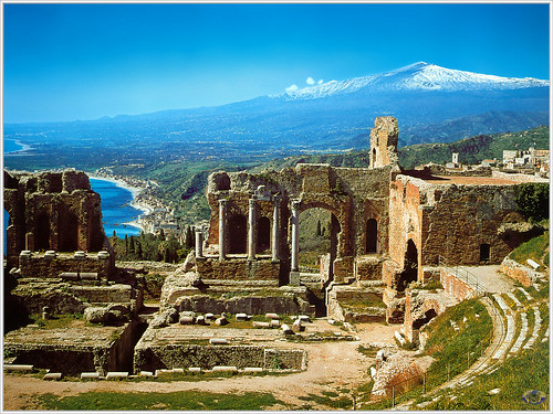 Taormina tatro greco