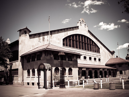 Fort Worth Stockyard Coliseum