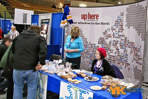 2010 Yellowknife Trade Show Day 1