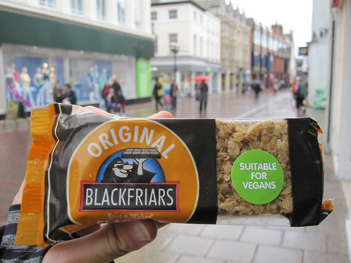 Orginal Blackfriars Flapjack - Suitable for Vegans