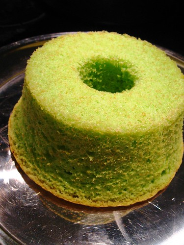 Pandanus amaryllifolius Chiffon Cake