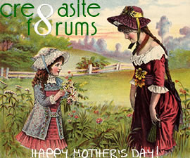 Cre8asite Forums Mother's Day Logo
