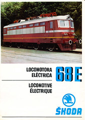 Elektrická lokomotiva ŠKODA 68E