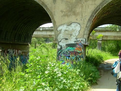 piloni del ponte