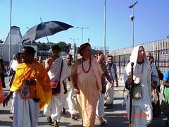 H H Jayapataka Swami in Tirupati 2006 - 0001