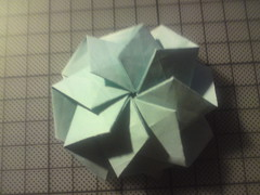 octogon flower tower - step 1 (kS3oul) Tags: octagon chrispalmer flowertower
