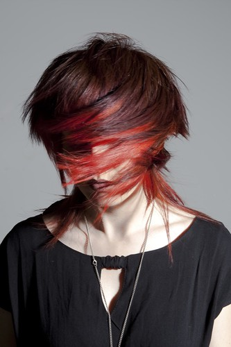 raw outake from todays hair shoot
