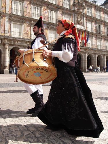 Gallegos en Madrid