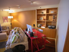Living Room-Office