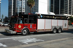 Orlando Fire Department. Rescue 1. (RJACBclan) Tags: firetrucks heavy fireengines ofd firestations sutphen rescue1 orlandofiredepartment orlandofireengines orlandofiretrucks orlandofirestations orlandorescue1 orlandofiredepartmentrescue1
