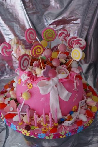 candy bag for Eleana
