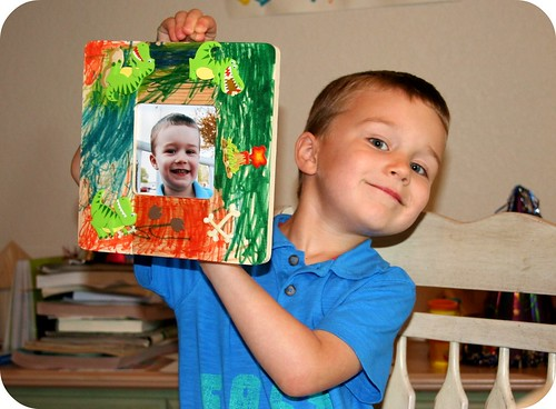 Frugal Father's Day Crafts