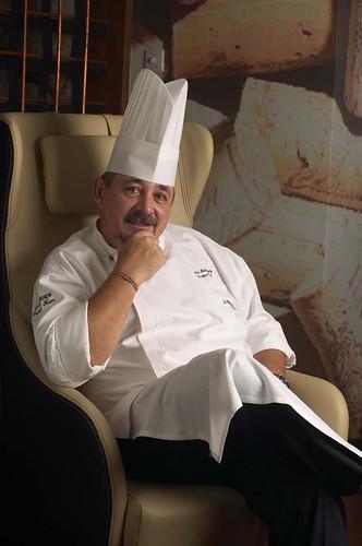 Chef Antoine Rodriguez