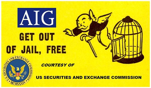 AIG: Out of Jail