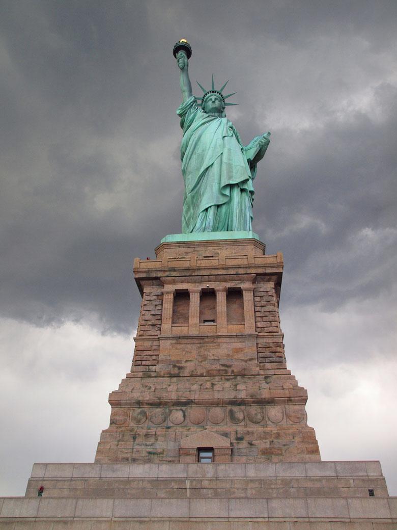 USA Trip - Statue of Liberty