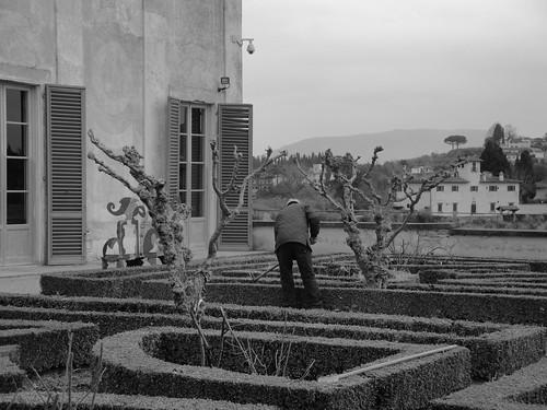Firenze - Giardiniere