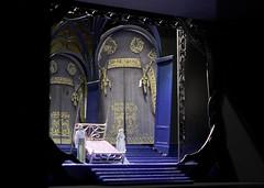 Act II Scene 2, Castle Chamber 2 detail