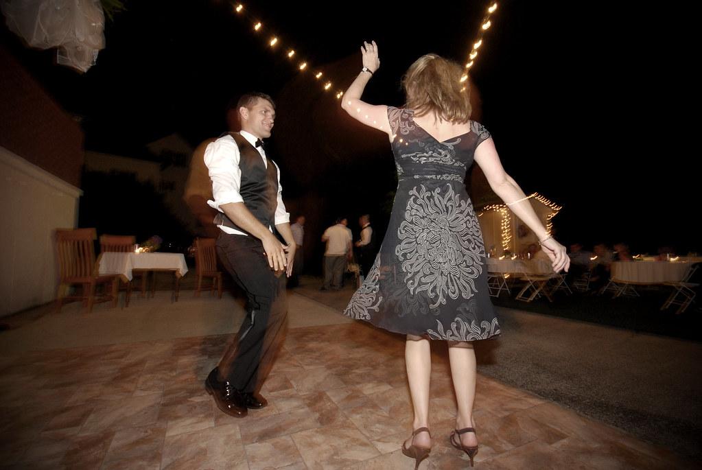 Dance at the Pitman Wedding 3