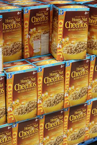 Jumbo Cheerios