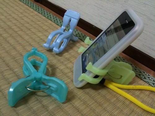 iPhoneスタンド
