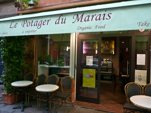 restaurants vegetariens paris